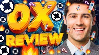 0x Token - True Review On Ethereum Blockchain Protocol / Cryptocurrency Trading Tutorial