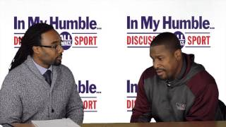 """""""IN MY HUMBLE Sports Show"""" EP 3 featuring Durham native Adrian Jones former head coach at southern."""