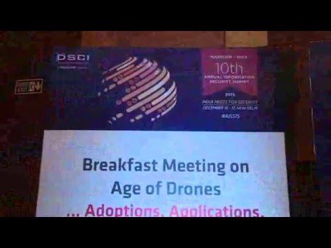 "Breakfast Meeting on ""Age of Drones"""