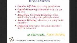 Eskasoni First Nation Governance 3 of 4