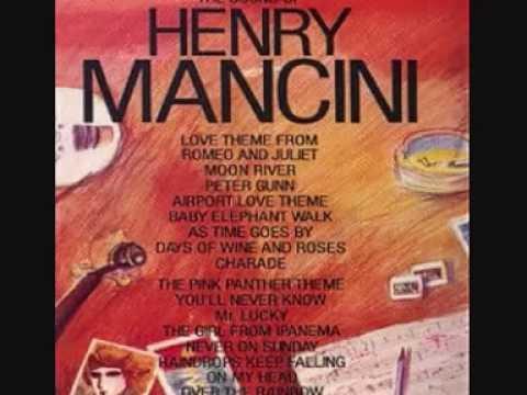 Henry Mancini - Mr Lucky rare