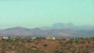 Fata Morgana - Weird Mirage Effect in the High Desert of AZ