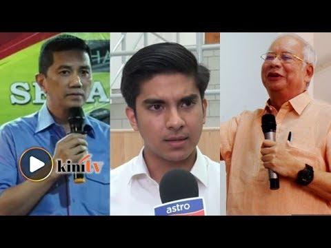 Syed Saddiq kecewa, Azmin saran Najib bawa 'dia' naik motor - Sekilas Fakta, 19 Feb 2019