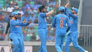 Cricbuzz LIVE: IND vs WI, 5th ODI, Mid-innings show