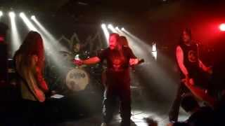 Entombed A.D. - Chief Rebel Angel / Abnormally Deceased / Supposed to Rot - Live in Barcelona 2014