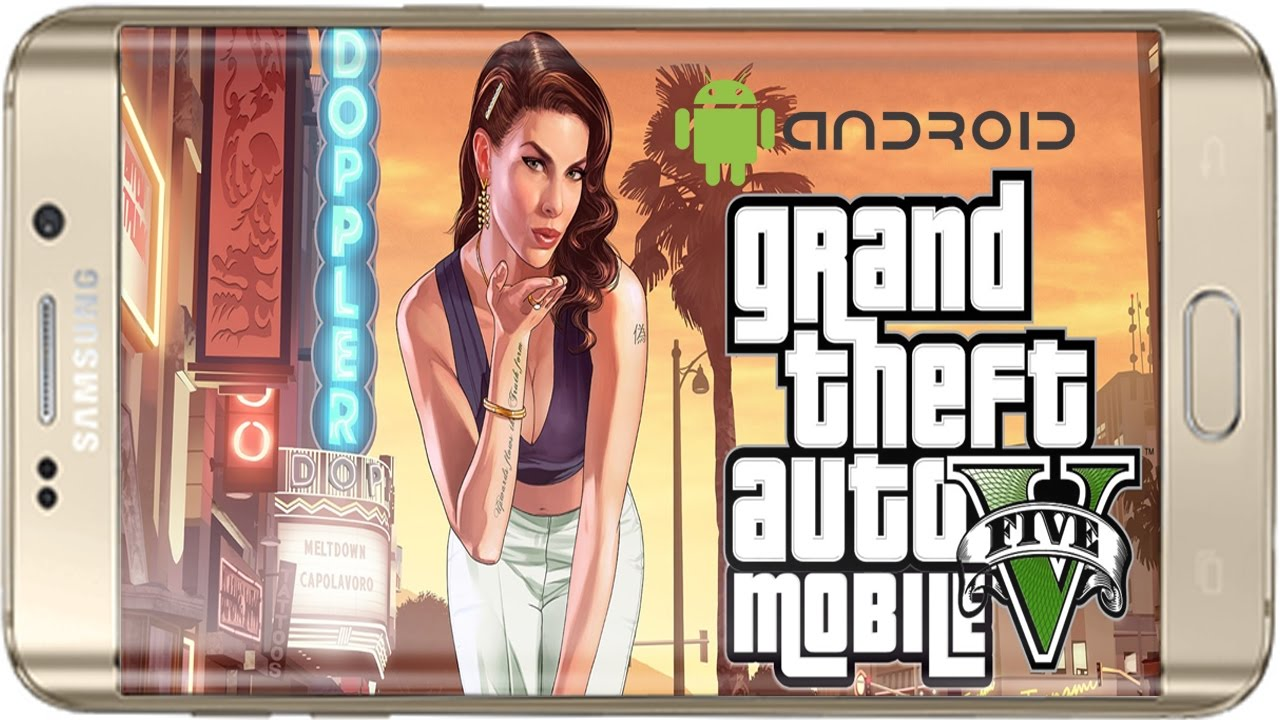 grand theft auto v apk data free download for android