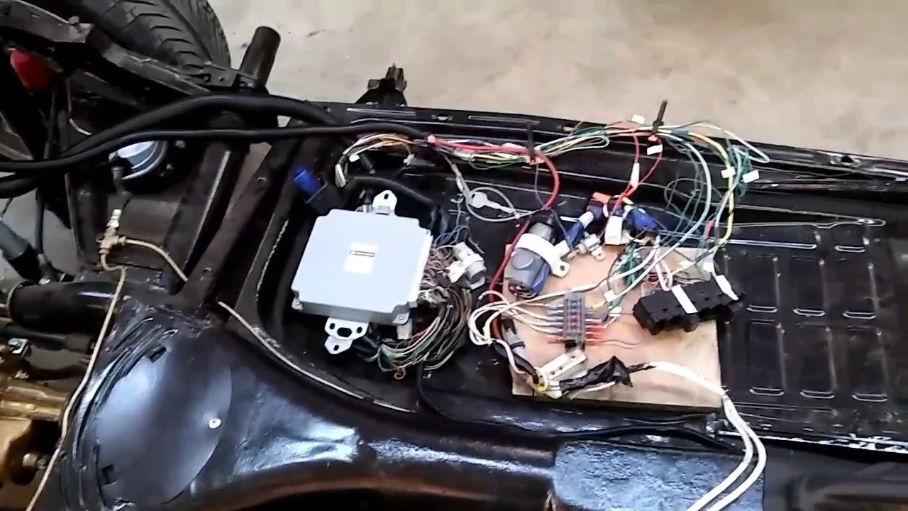 58 71 05 vw beetle subaru swap fuel lines and fuel pump [ 1280 x 720 Pixel ]