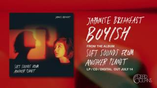 Japanese Breakfast - Boyish (Official Audio)