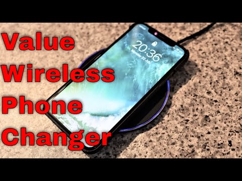 Sandberg Wireless Charger Pad 10W Alu - Video Review