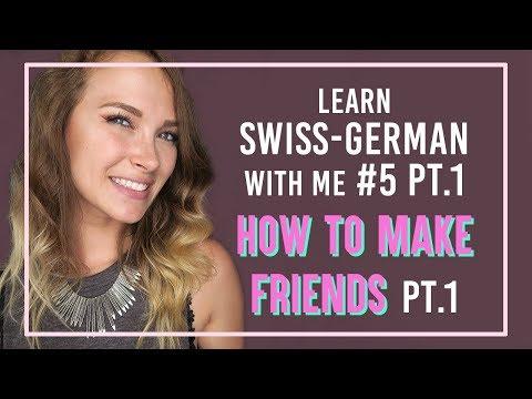 Friend finder Switzerland