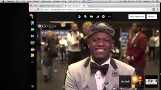 2014 NBA Draft Crash - Julius Randle - Los Angeles Lakers