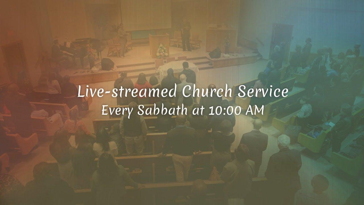 Surrey SDA Live Church Service - August 8, 2020