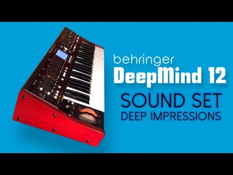 """BEHRINGER DEEPMIND12 PATCHES 