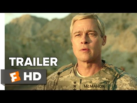 War Machine Trailer #1 (2017) | Movieclips Trailers