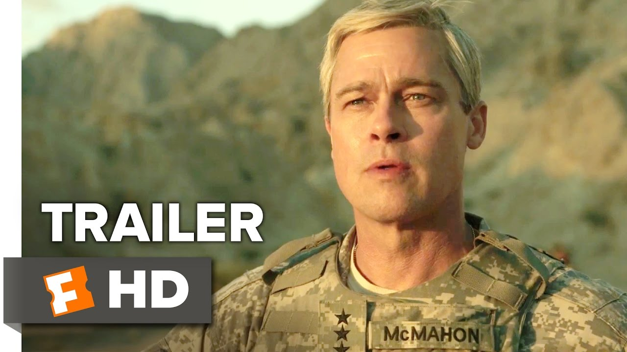 War Machine Online Movie Trailer