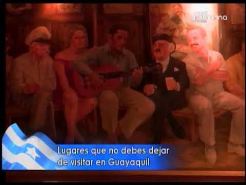 Lugares que no debes dejar de visitar el Guayaquil