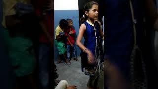 School girl dance picture