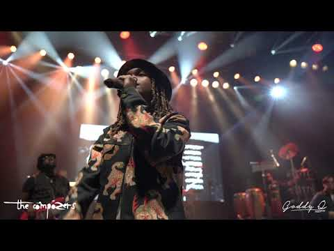 Koffee ft The Compozers - Ye LIVE (Burna Boy cover)