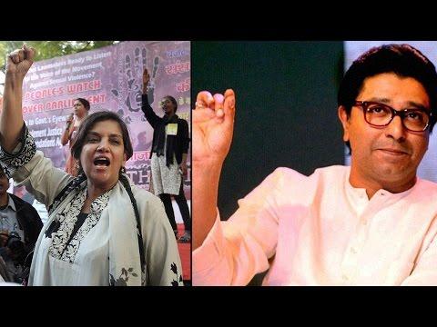 Ae Dil Hai Mushkil Row: Shabana Azmi slams CM Fadnavis for brokering deal with MNS |वनइंडिया हिन्दी
