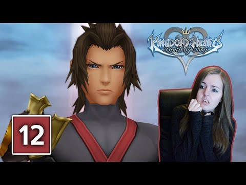 XEHANORT BOSS FIGHT | Kingdom Hearts Birth By Sleep Terra Ending Gameplay Walkthrough Part 12