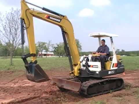 Yanmar b3 Excavator Specs B27