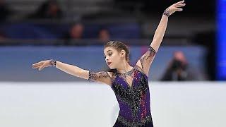 Alena Kostornaia Grand Prix Final 2019 20 Free Program