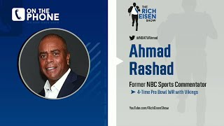 Ahmad Rashad on Michael Jordan's Lingering Feud with Isiah Thomas | The Rich Eisen Show | 5/19/20