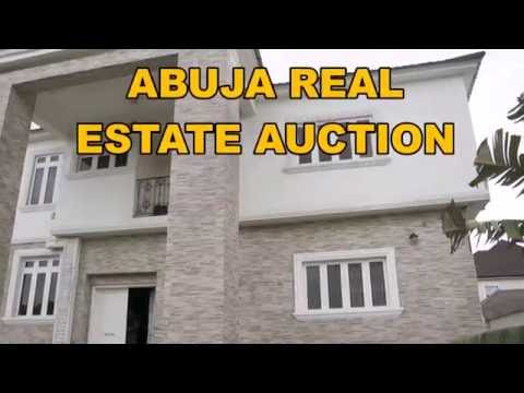 ABUJA REAL ESTATE AUCTION
