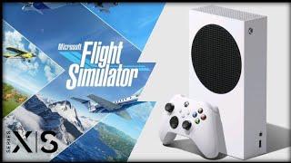 Xbox Series S   Microsoft Flight Simulator + T.Flight Hotas One