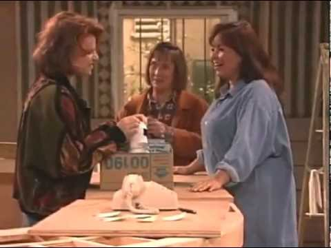 Roseanne: Nancy Comes Out