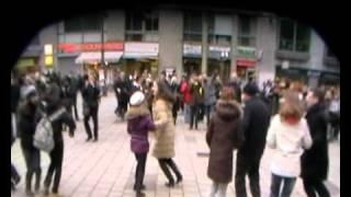 Confronto Flashmob - Lais t