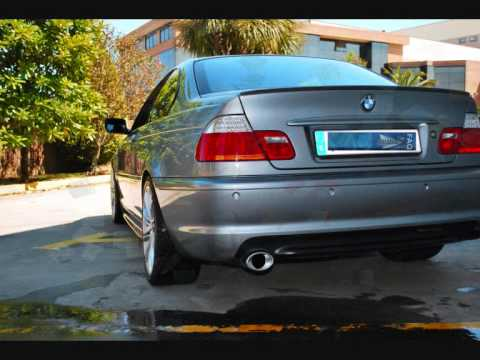 mi bmw 320 cd e 46 youtube. Black Bedroom Furniture Sets. Home Design Ideas