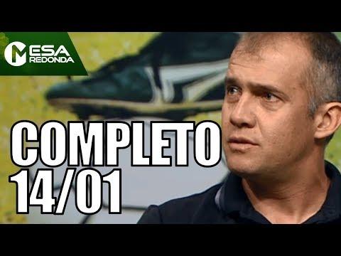 Programa Completo : Eduardo Baptista E Preparação Dos Clubes - Mesa Redonda (14/01/18)