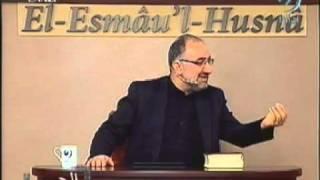 Hayy ismini tecellisi insanda ahirete geçer - Mustafa İslamoğlu