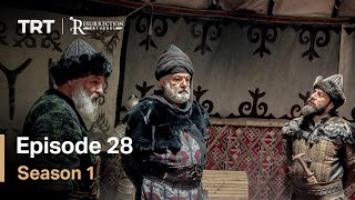 Resurrection Ertugrul Season 1 Episode 28