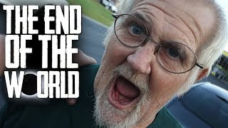 ANGRY GRANDPA FREAKS OUT OVER SOLAR ECLIPSE