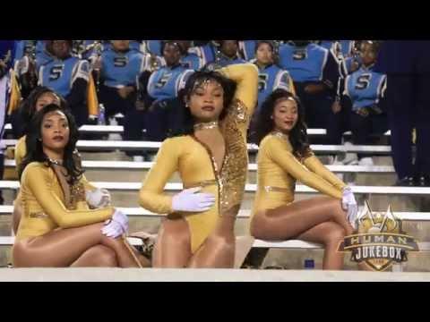 Southern University Human Jukebox 2015