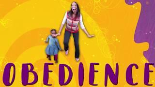 Kids Bible Song - O B E D I E N C E - Educational Videos for Preschoolers
