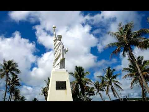 Hagåtña is the wonderful capital of Guam, travel , hotels, Agana Bay and beaches