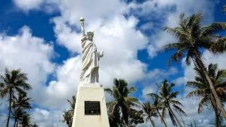 Hagåtña is the wonderful capital of Guam, travel , hotels, Agana Bay and beaches