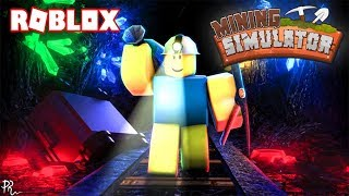 Roblox Mining simulator:Join if you want