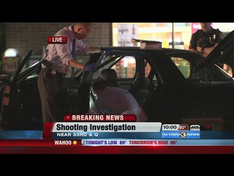 One man hurt in South Omaha shooting