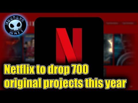 Netflix to release 700 original smovies in 2018