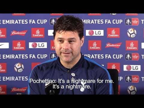Mauricio Pochettino Slams