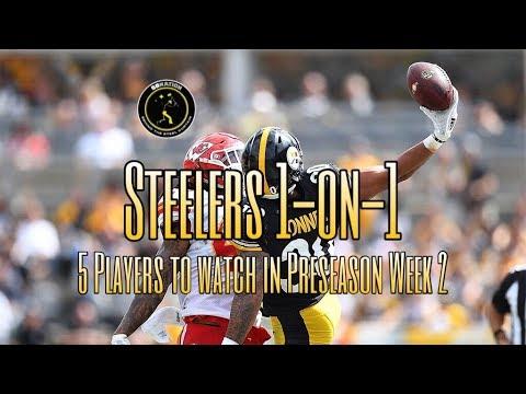 Steelers vs. KC Chiefs: 5 things to watch for in NFL preseason Week 2