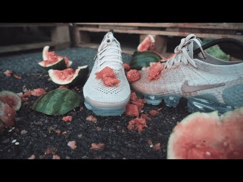 Throwing Watermelons at Women's Nike Vapormax - Crep Protect Cure
