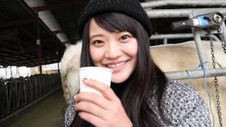 麻依ちゃんとエスクァイアで行く冬の埼玉。 最後に立ち寄った加藤牧場で...