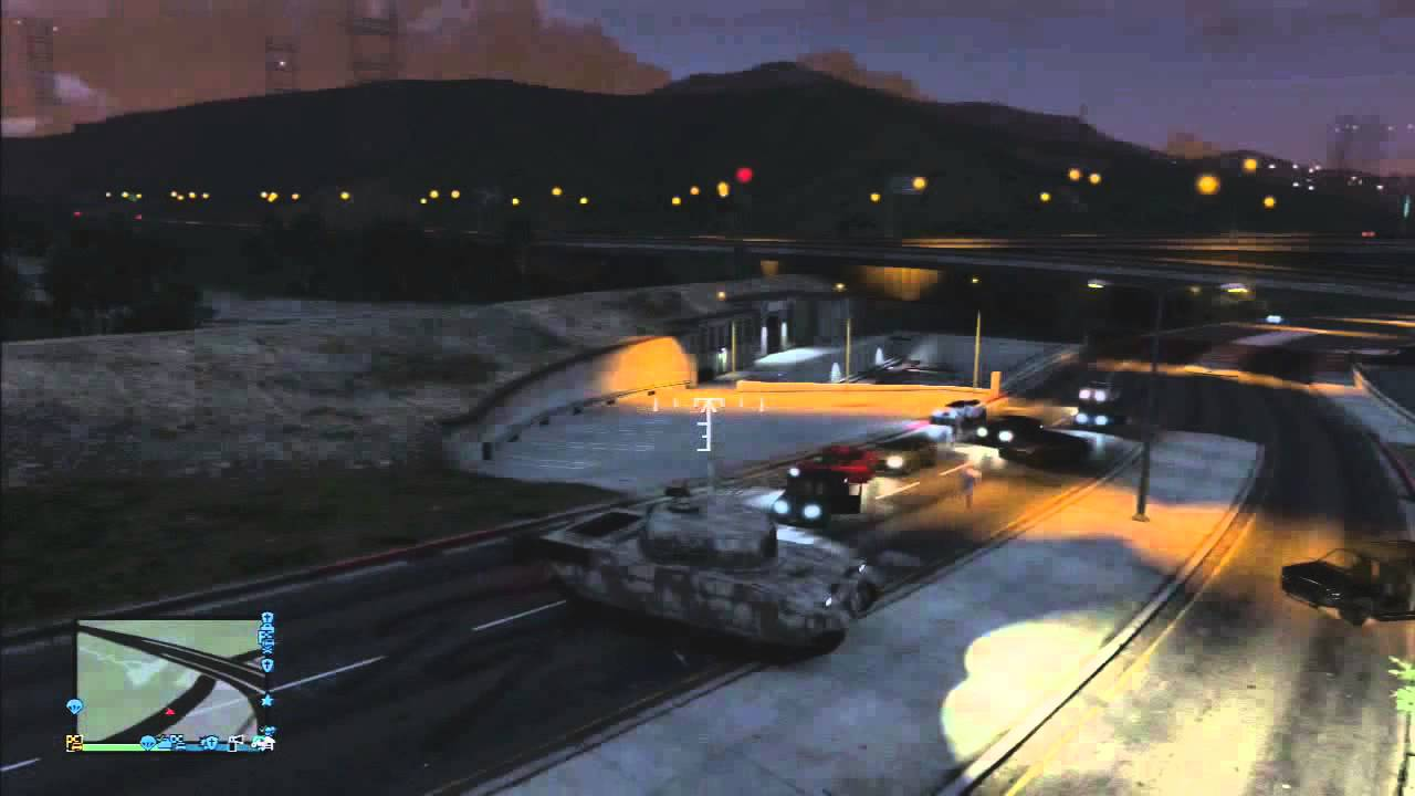 GTA 5 ONLINE FUNNY MOMENTS INSANELY AWESOME SNIPE BIKE VS TANKS !!!!with K of G^^