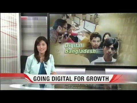 Bangladesh IT industry going global --- Japanese International channel