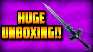 5 BRAND NEUE EXOTICS!! *MASSIVE UNBOXING!* [UPDATE] (ROBLOX ASSASSIN)